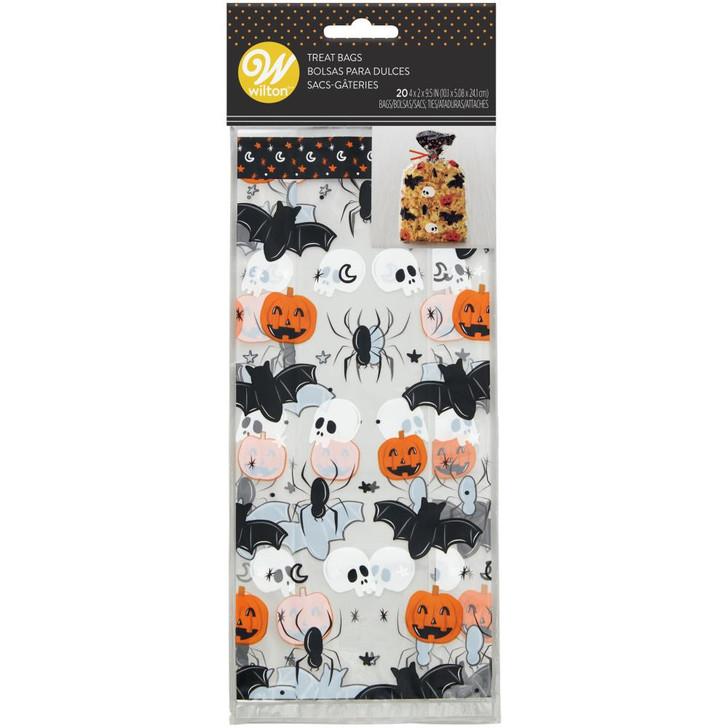 Wilton Halloween Icons Treat Bags 20/Pkg