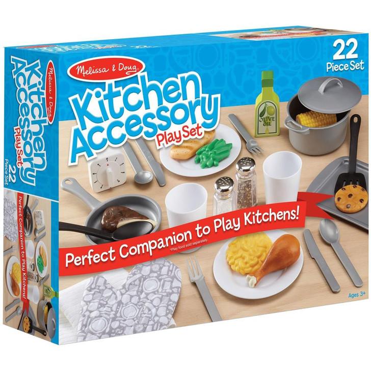 Melissa & Doug Kitchen Accessory Set 22/Pkg