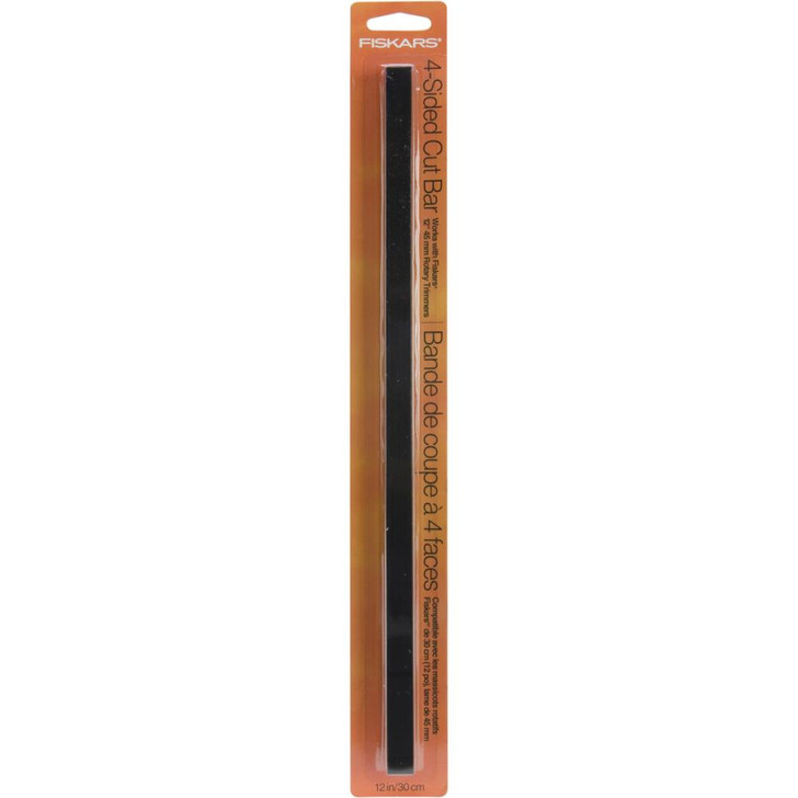 Fiskars Rotary Trimmer 4-Sided Cutting Bar 12""