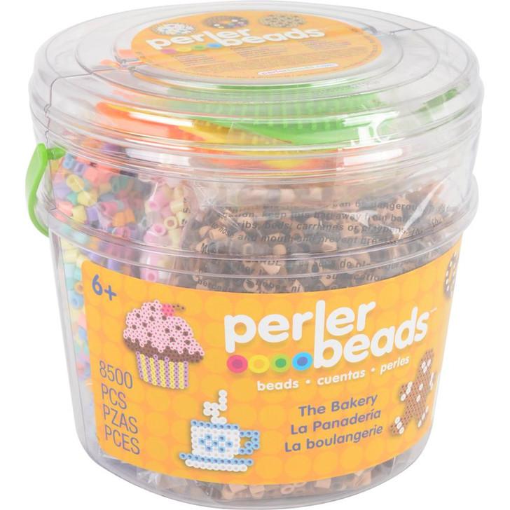 Perler Fused Bead Bucket Kit - Bakery