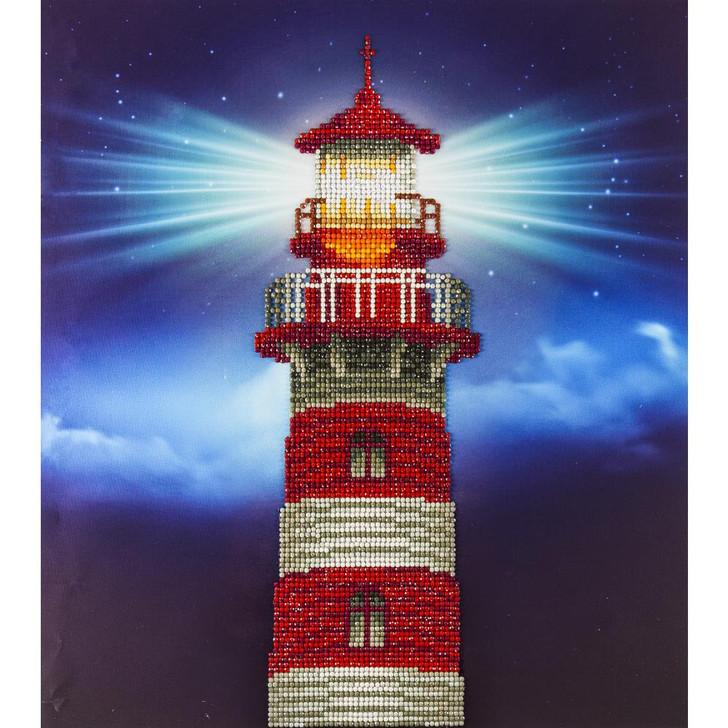 Diamond Art Advanced Kit - Lighthouse