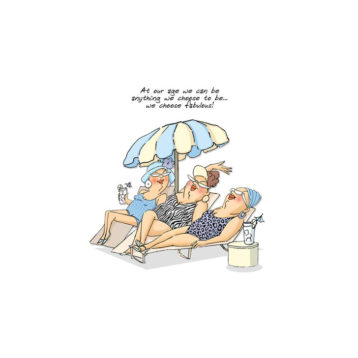 Art Impressions Clear Stamps - Loungers Set