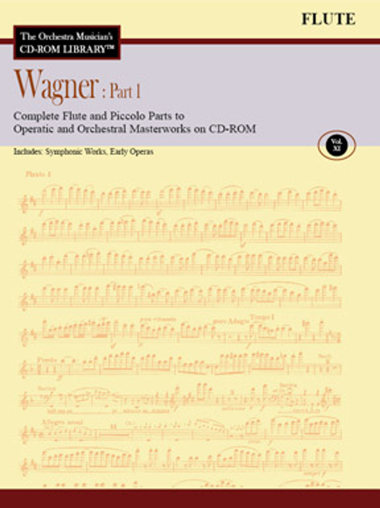 CD-Rom, Vol. 11 - Wagner: Part 1