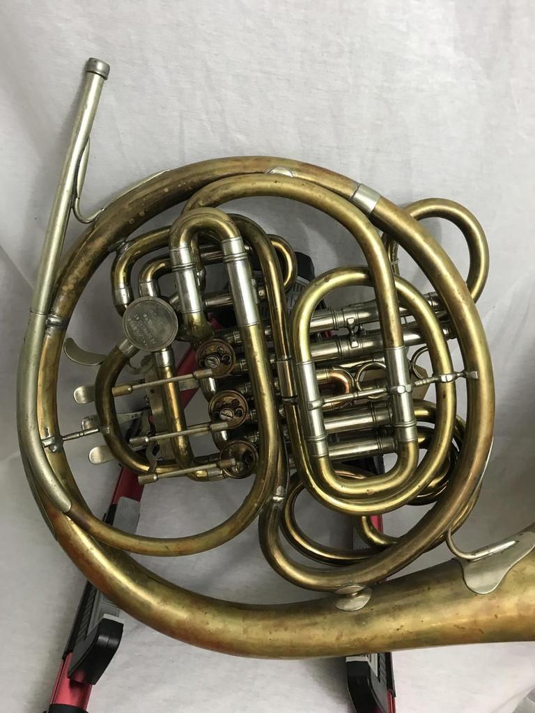 Paxman 'Alexander' Wrap Double Horn