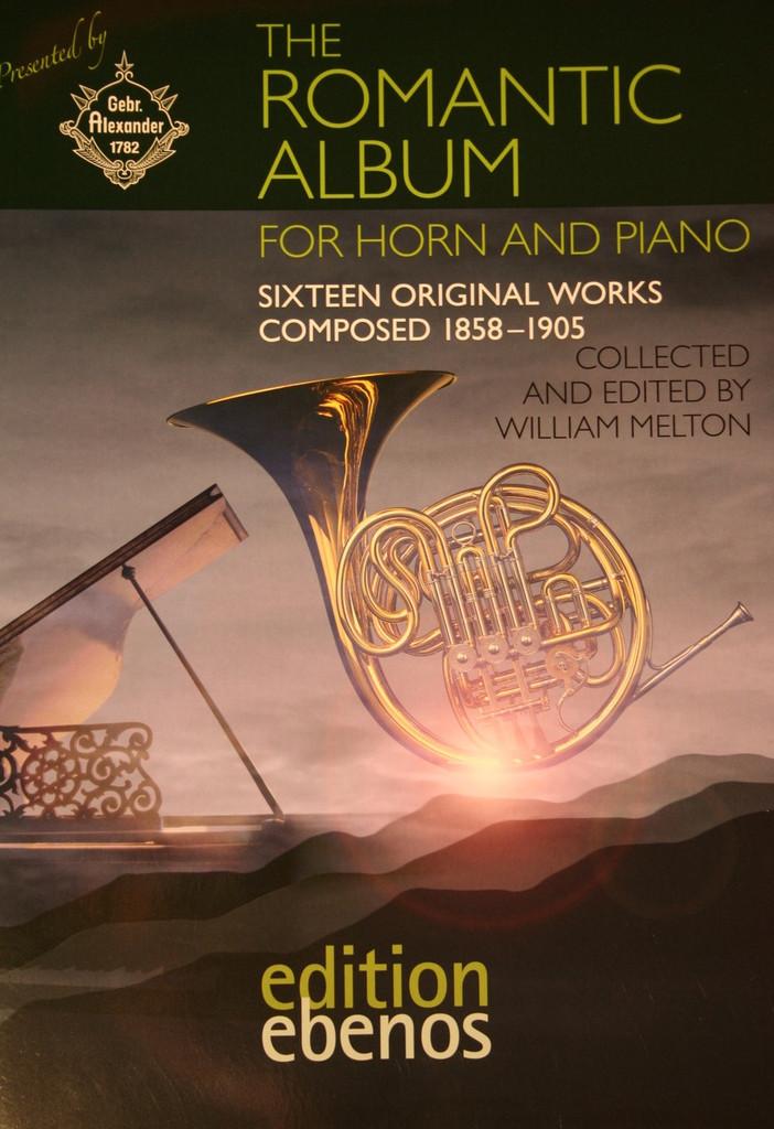 Melton, William – Horn and Organ Album (image 1)