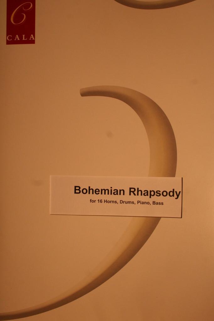 Mercury, Freddie - Bohemian Rhapsody