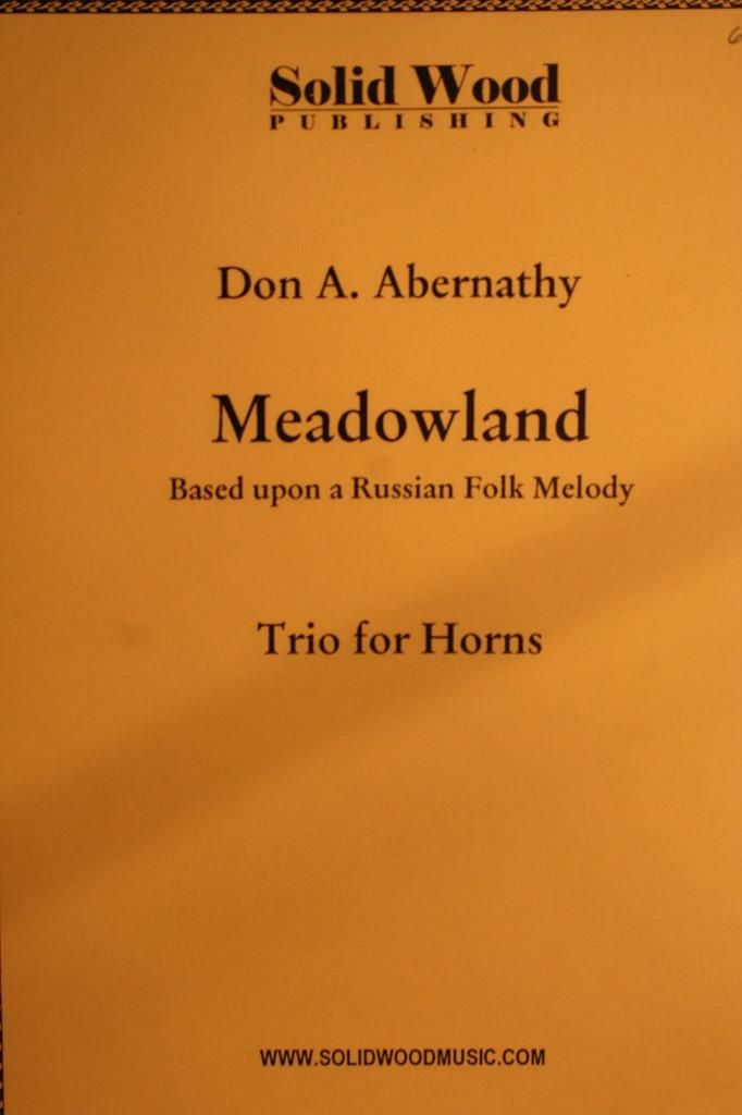 Abernathy, Don - Meadowland