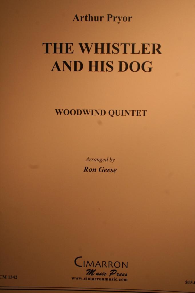 Pryor, Arthur - The Whistler And His Dog