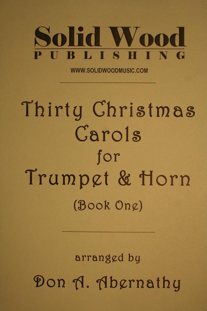 Traditional Christmas - Thirty Christmas Carols, Book 1