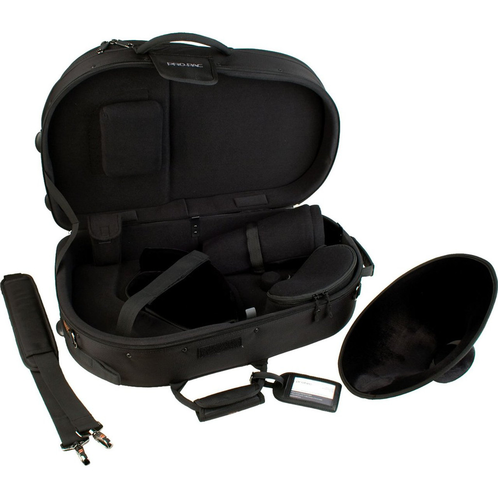 ProTec Screwbell French Horn Deluxe PRO PAC Case