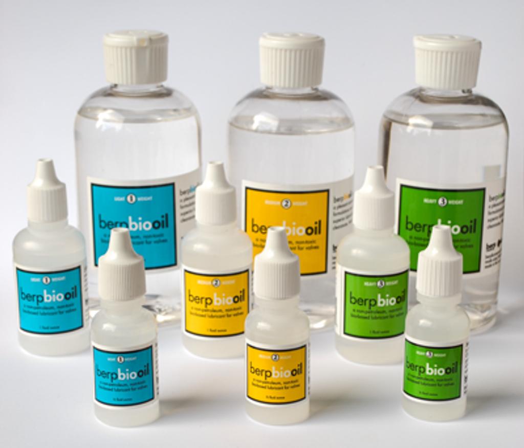 Berp Bio Oil