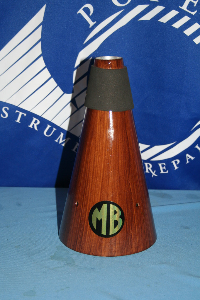 MB Practice Mute for French Horn
