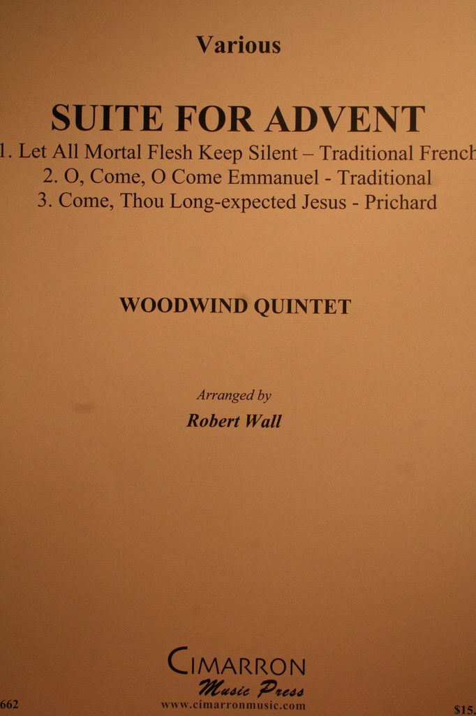 Traditional - Suite For Advent