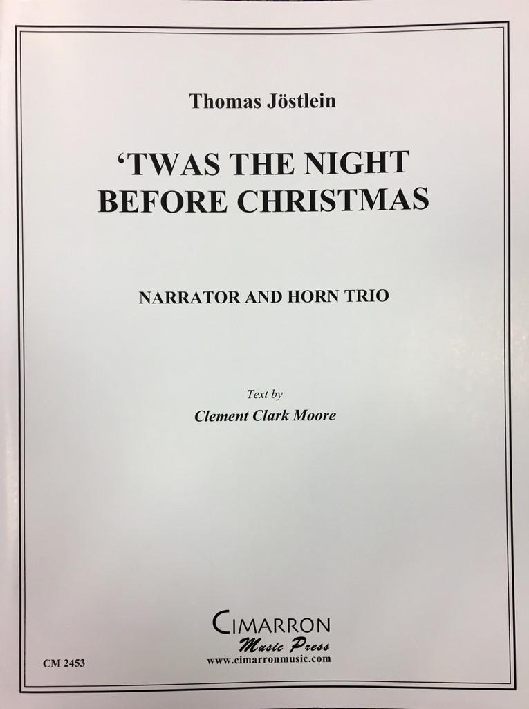 Jostlein, Thomas - 'Twas The Night Before Christmas