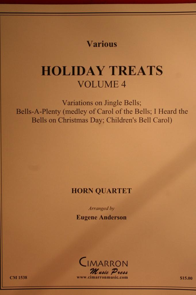 Traditional Christmas - Holiday Treats, Vol. 4