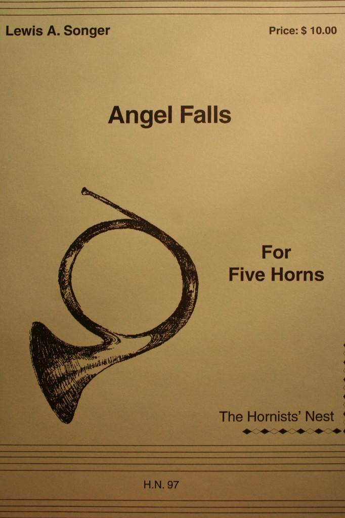 Songer, Lewis - Angel Falls