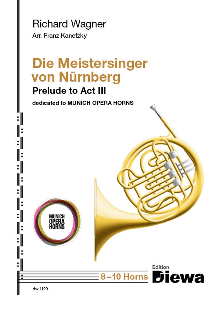 Wagner, Richard - Die Meistersinger von NÌ_rnberg, Prelude to Act III (KOBL)