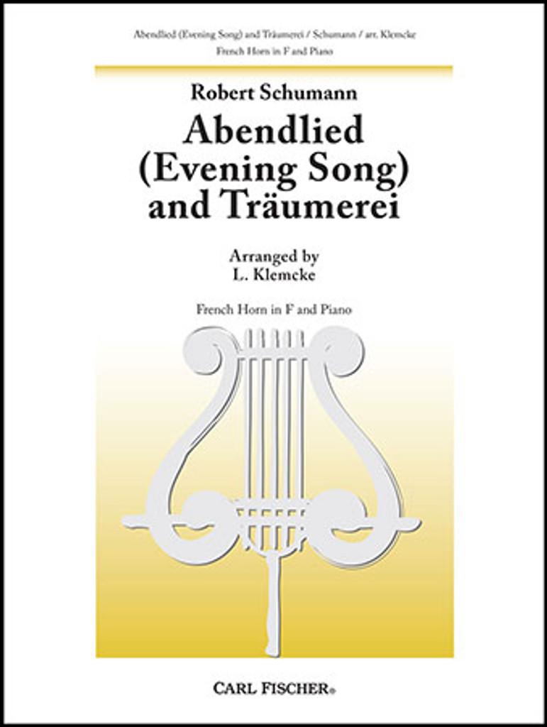 Schumann, Robert - Abendlied (Evening Song) and Traumerei (image 1)