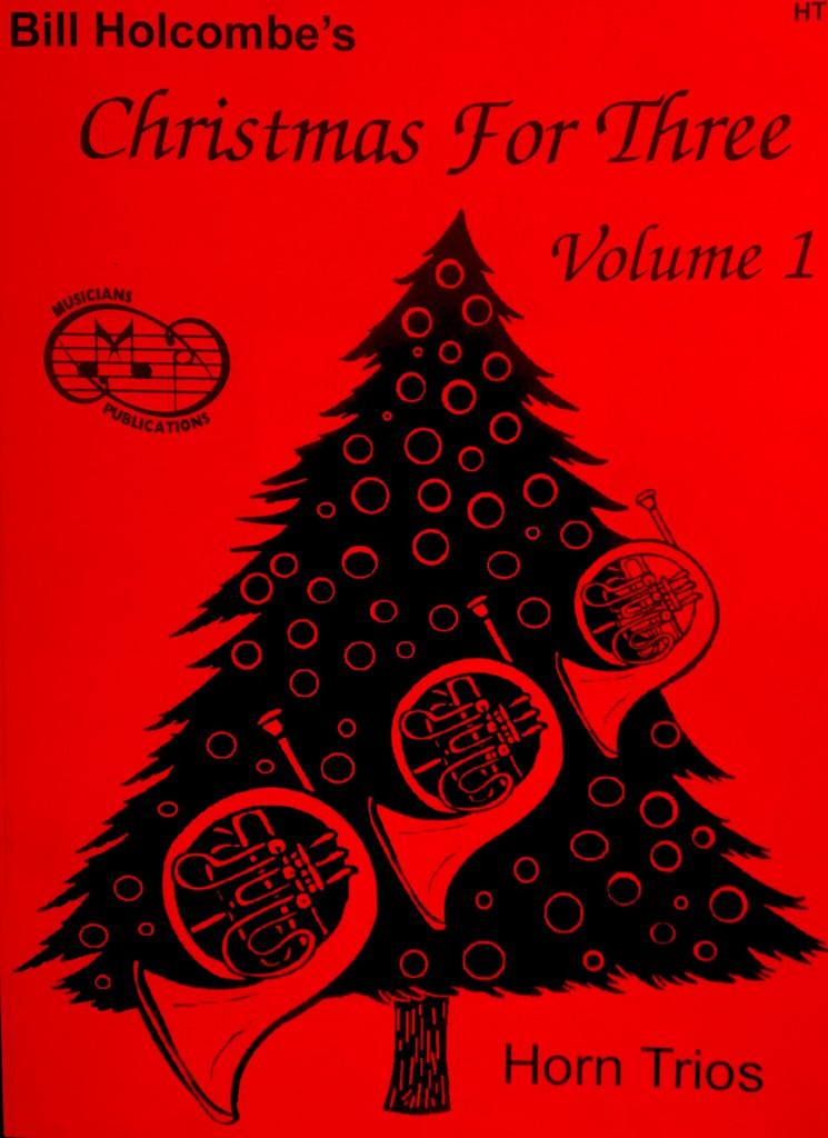 Holcombe, Bill - Christmas for Three