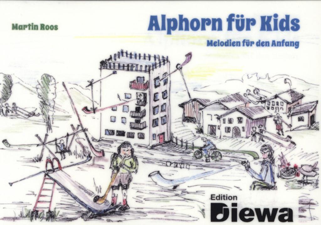 Roos, Martin - Alphorn for Kids