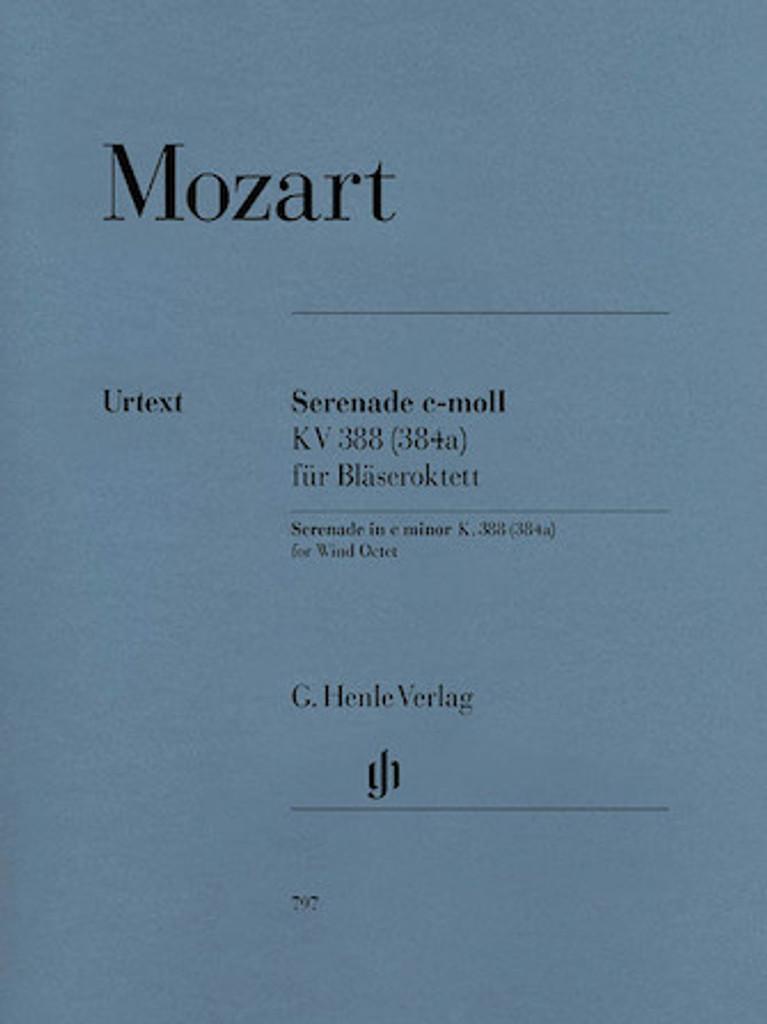 Mozart, W.A. - Serenade in cm, KV 388 for Wind Octet