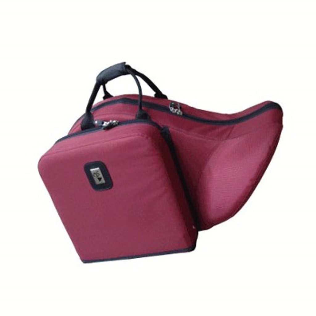 """Marcus Bonna Natural Horn Case MB2 with """"seat"""""""