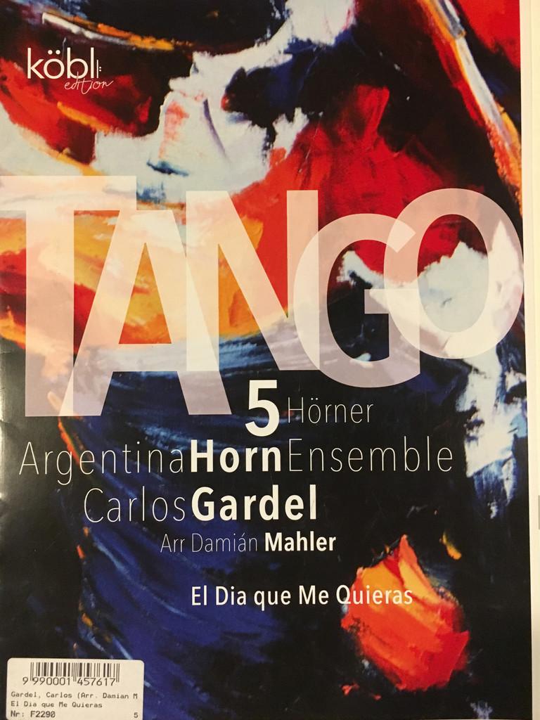 Gardel, Carlos - El Dia que Me Quieras