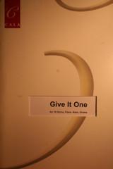 Downey/Ferguson - Give It One