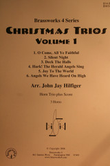 Traditional Christmas - Christmas Trios Vol. 1