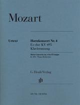 Mozart, WA. – Concerto No. 4 in E-flat Major, Urtext (image 1)