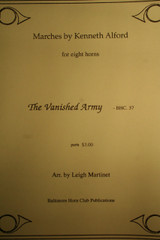 Alford, Kenneth - The Vanished Army