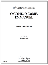 Traditional Christmas - O Come, O Come, Emmanuel (Arranged by Kenneth Bell) (image 1)