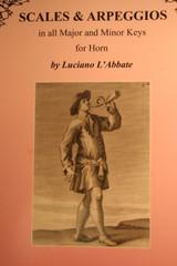 L'Abbate, Luciano - Scales & Arpeggios