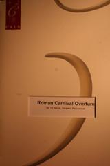 Berlioz, Hector - Roman Carnival Overture