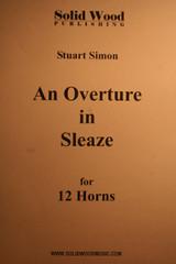 Simon, Stuart - An Overture In Sleaze (12 Horns)
