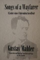 Mahler, Gustav - Songs of a Wayfarer (image 1)