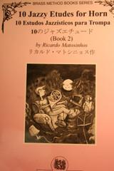 Matosinhos, Ricardo - 10 Jazzy Etudes for Horn, Bk. 2