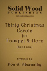 Traditional Christmas - Thirty Christmas Carols, Book 1