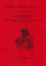 Mozart, Leopold - Concerto in D (image 1)