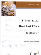 Blood, Sweat and Tears - Four Songs