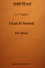 Wiggins, C.D. - I Got it Sorted