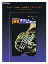 Horn Solos, Studies & Methods - The Ultimate Collection (image 1)