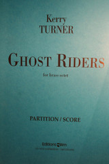 Turner, Kerry - Ghost Riders For Brass Octet