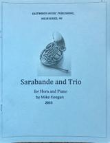 Keegan, Mike - Sarabande and Trio