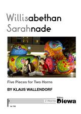 Wallendorf, Klaus - Willisabethan Sarahnade, 5 pieces for 2 horns