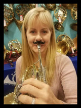 """Brasstache"" for French Horn"