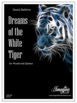 Baldwin, Daniel - Dreams of the White Tiger