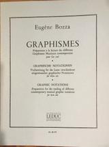Bozza, Eugene - Graphismes for Horn Solo