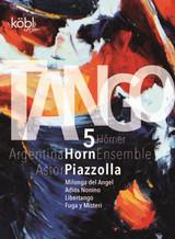 Piazzolla, Astor - Milonga del Angel - Adios Nonino - Libertango - Fuga y Misteri