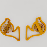 French Horn Cookie Cutter